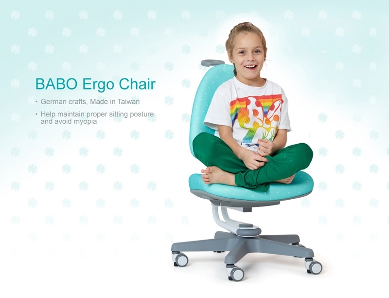 BABO Kid2Youth Kids Study Chair Singapore