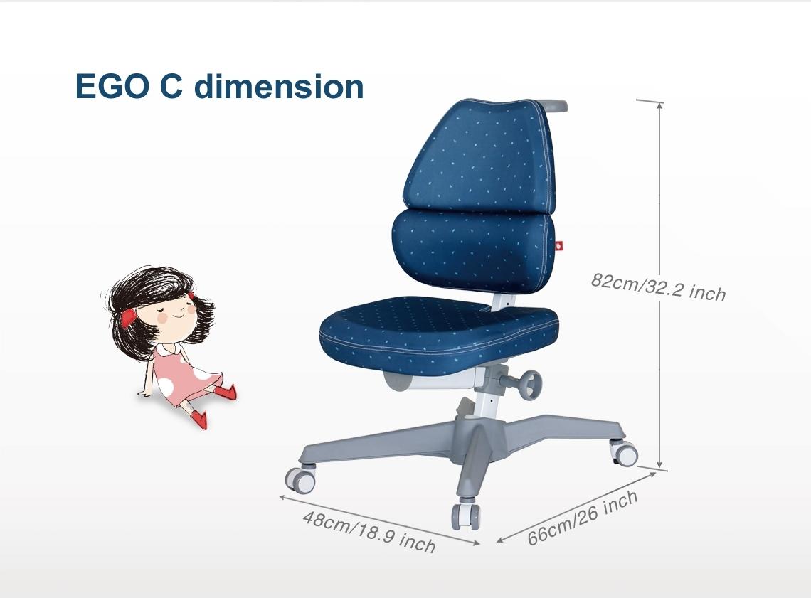 EGO C Kid2Youth Child Study Chair Singapore