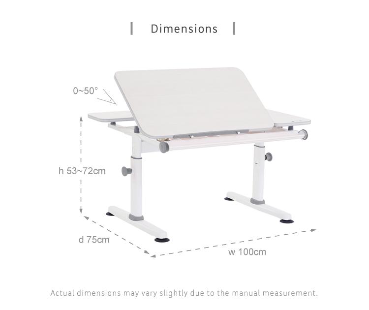 M6+XS Study Table