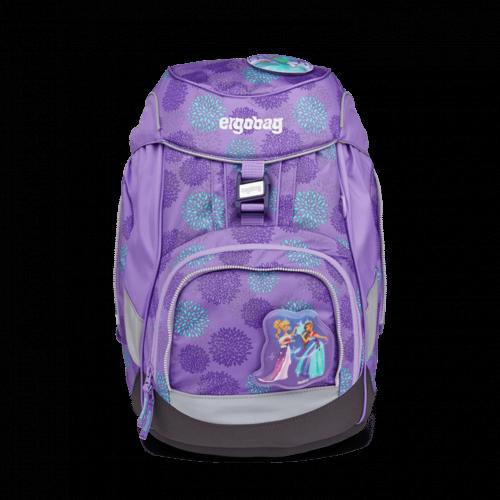 Ergobag Pack School Backpack Set SleighBear Glow