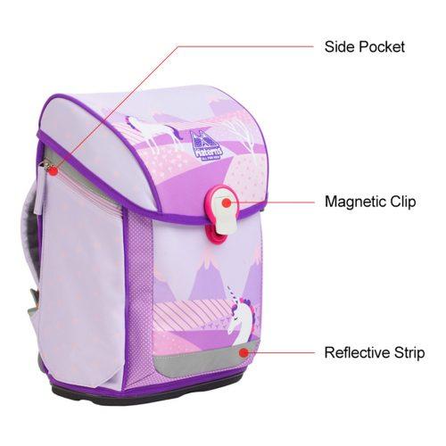 M0118 Unicorn School Bag