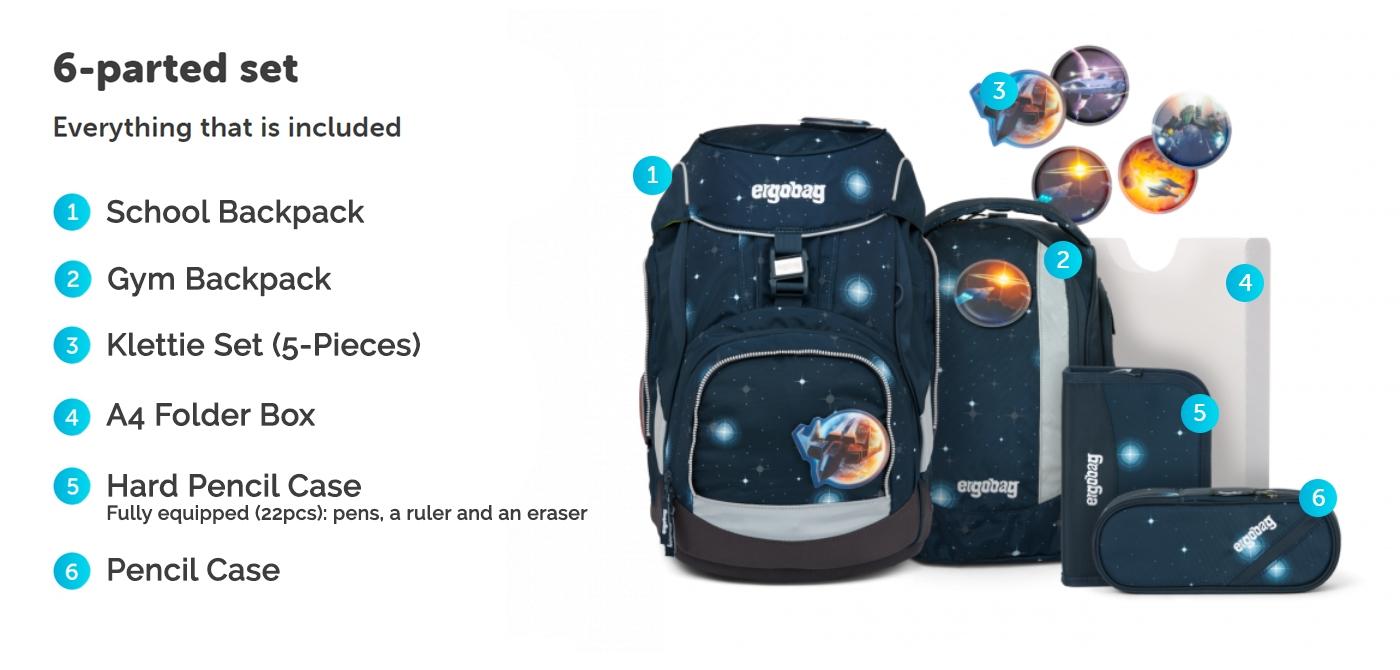 Pack Set AtmosBear Glow