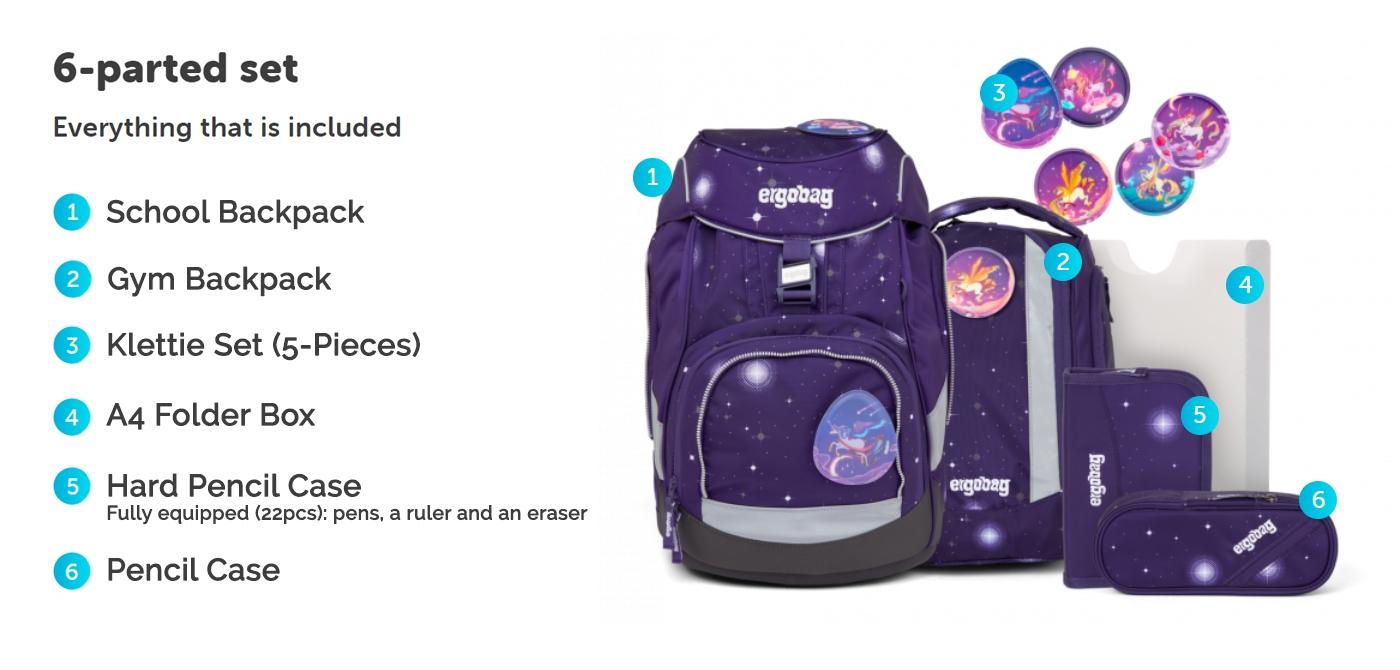 Pack Set Beargasus Glow